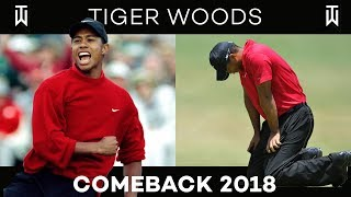 Best Tiger Woods Comeback Hype Video 2018