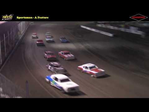 Sportsman -- 8/11/17 -- Rapid Speedway