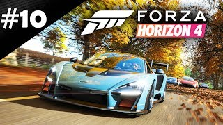 #10 KASKADER x3  Forza Horizon 4 PL Gameplay PL / XBOX ONE X
