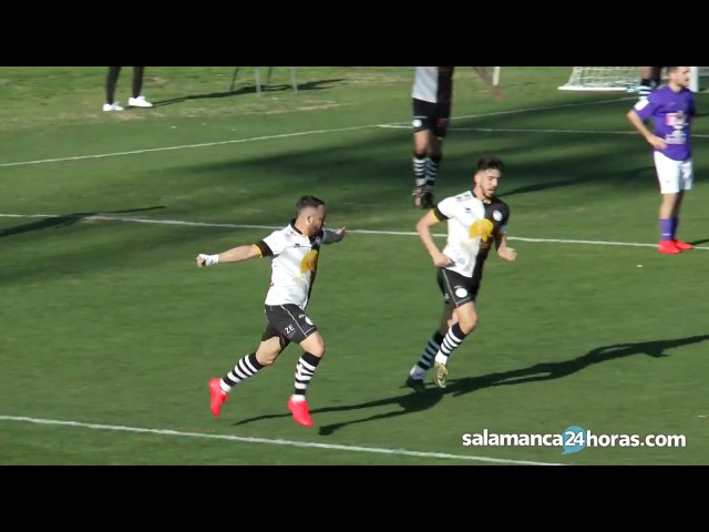 Resumen Unionistas 3-0 La Bañeza