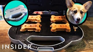 We Tried An At-Home Dog Treat Maker