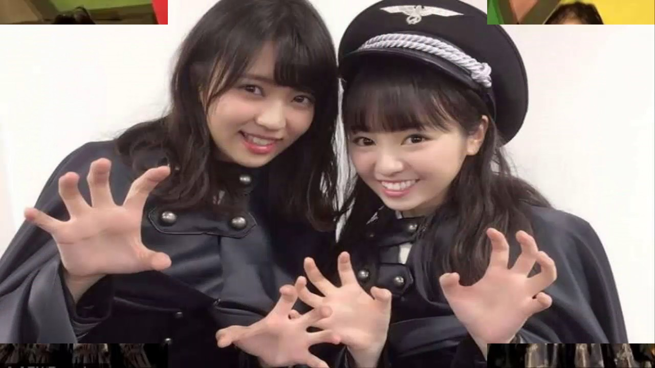 Japan Teen Idol Girl Band Dress As Nazis For Halloween -4468