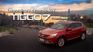 Chery Tiggo7 Official Commercial