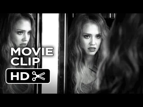 Sin City: A Dame To Kill For Movie CLIP - Crazy (2014) - Jessica Alba Movie HD