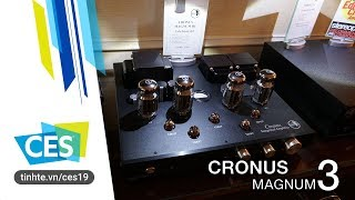Cronus Magnum III - Amplifier đèn tích công suất cao của Rogue Audio