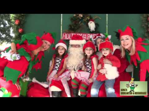 December 1 - 3 | Holiday In The Park | League City