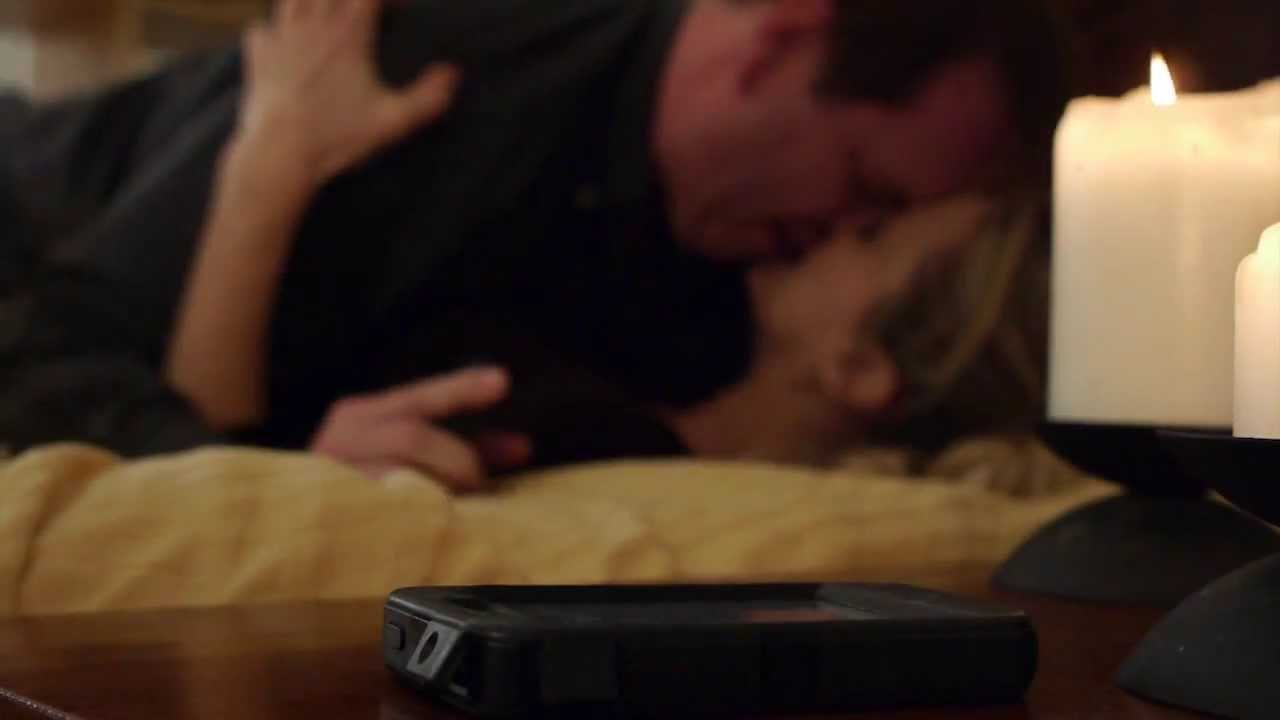 brittney powell in accidental iphone sex - youtube