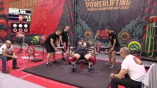 Чемпионат Мира WRPF 2018: 05.10 - Помост 2