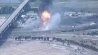 Dallas Propane Fire and Explosions