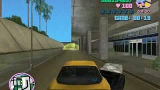 "Grand Theft Auto: Vice City: Sunshine Autos Race #1 -  ""Terminal Velocity"""