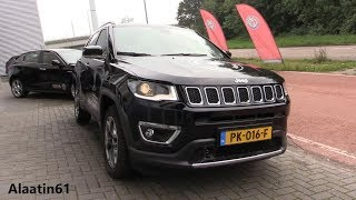 Inside the jeep compass 2017 | full in depth review interior exterior