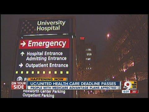 United Healthcare, UC Health break ties