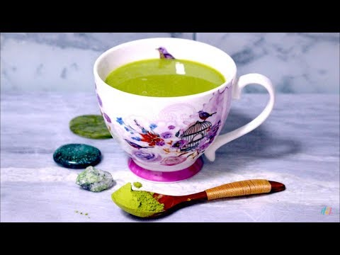How To Make VEGAN Matcha Latte | Happy Conscious Living