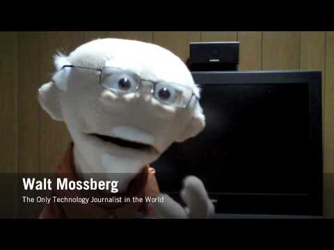 "Walt Mossberg: ""I am Responsible for Apple"