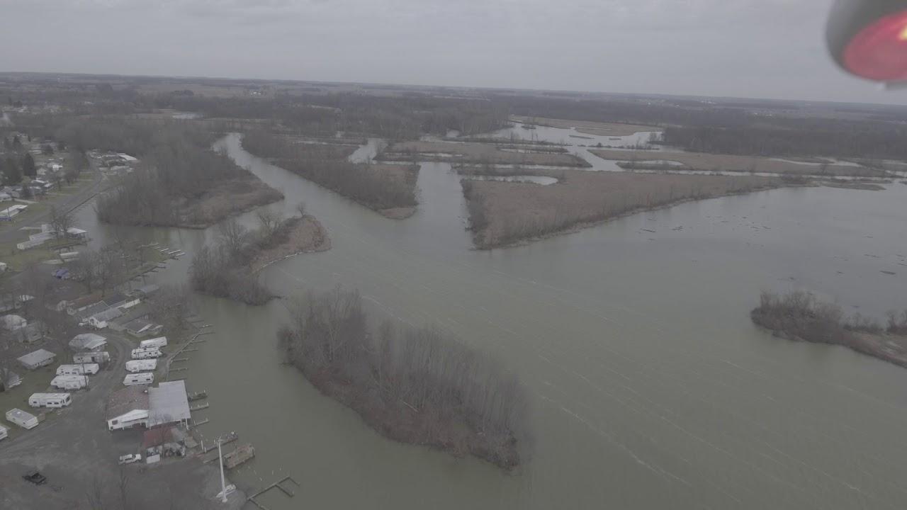Indian Lake Ohio Turkey Foot Youtube