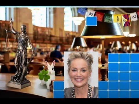 Les 12 Coups De Midi Létoile Mystérieuse Sharon Stone Lexplication Des Indices