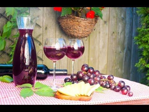 Как делать вино грузинское