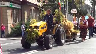 Dożynki powiatowe w Pile