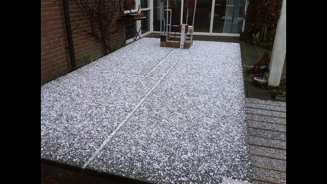 Weerbericht Woensdagmiddag Morgen Regen En Natte Sneeuw