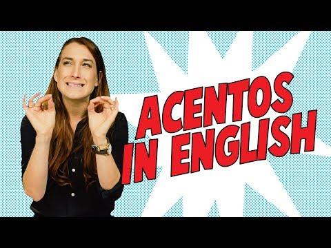 7 Tipos de Acentos en Ingles (7 Types of English Accents)- Joanna Rants [Eng CC]