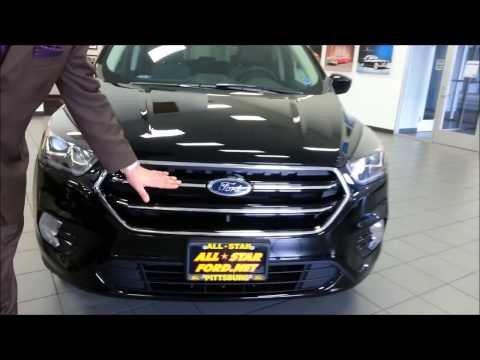 2017 Ford Escape Walkaround by Robert Thelen - All Star Ford