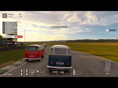 Gran Turismo™SPORT GT League Beetle & Samba Bus Festa Race 5 Onboard