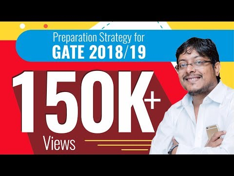 Electrical Engineering- Preparation strategy for GATE 2018/19