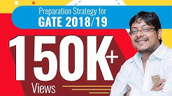 Preparation Strategy for GATE 2018/19