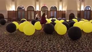 Balloon popping game section 1 -  2017  #ICBalloons