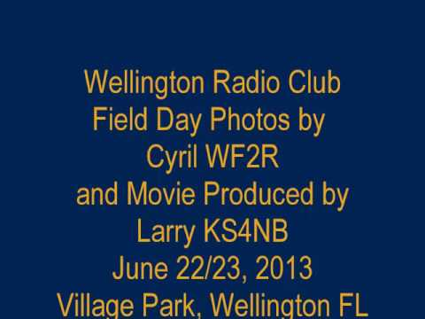 Wellington Radio Club 2013