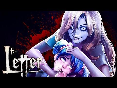 IS SHE REALLY GONE? | The Letter - Horror Visual Novel FULL Gameplay - ENDING