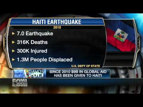 Efforts to Boost Private Investment in Haiti   Fox Business Video