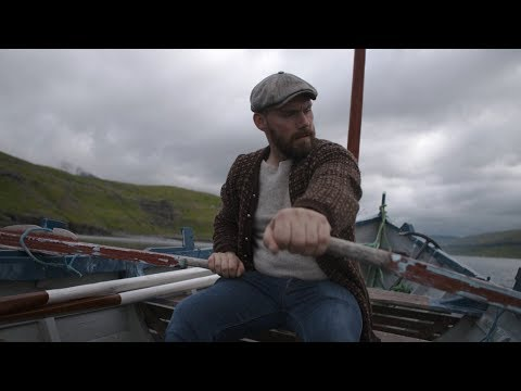 Bjorn the lonely fisherman