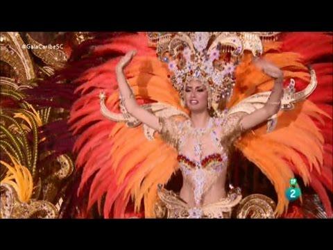 Gala de Elección de la Reina   Carnaval de Santa Cruz de Tenerife 2017