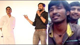 Santhanam, Dhanush Polladhavan Movie Scene Re - creation