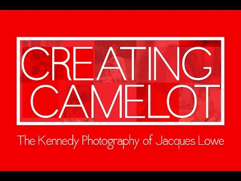 Video preview image for Restoring the Kennedy photography of Jacques Lowe