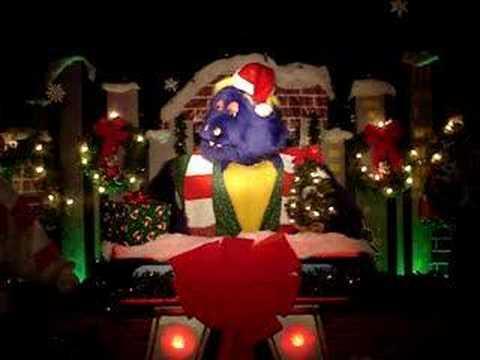 Chuck E Cheese Christmas.Chuck E Cheese Christmas Special Skit 1