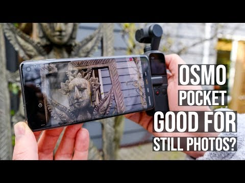 Best Pocket Camera 2019? DJI Osmo Pocket Photo Test