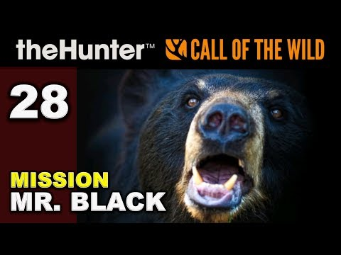 CALL OF THE WILD Hunting Game - Ep. 28 - Mr. Black Mission