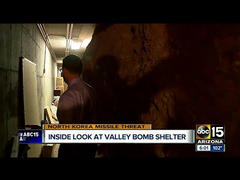 Search For Bomb Shelters Exploding Across Phoenix Because Of North Korea Concerns