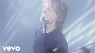 "Bon Jovi performing ""Thank You For Loving Me"" live on CD:UK. http:/..."