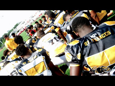 St. Frances Academy vs. Avalon High School  2016 Season Opener Hype Video