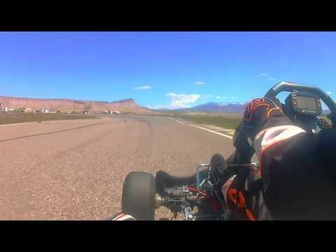 CRG DD2 lap Grand Junction Motor Speedway