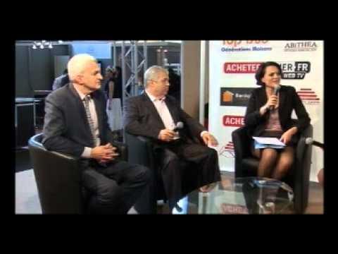 Table ronde - Le marché immobilier en Ile-de-France Acheter-louer.fr
