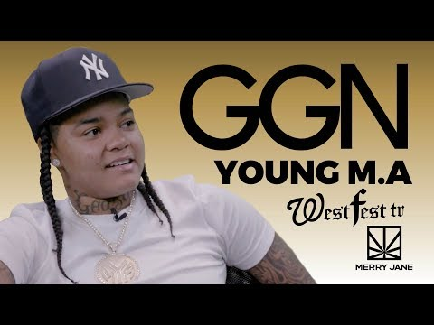 Young M.A Reps the East Coast Vibes | GGN with UNCLE SNOOP