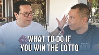 What To Do If You Win The Lotto