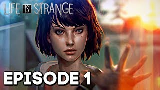 """Life Is Strange: Episode 1 """"Chrysalis"""" Gameplay Walkthrough - Lis Episode 1"""
