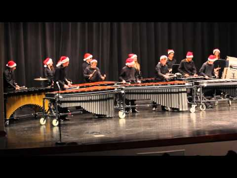 Christmas Percussion Ensemble