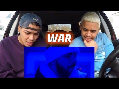 DRAKE - WAR | REACTION REVIEW