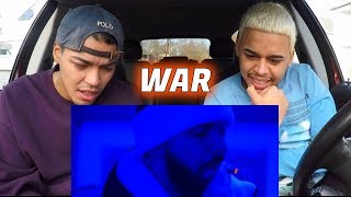 Baixar DRAKE - WAR | REACTION REVIEW
